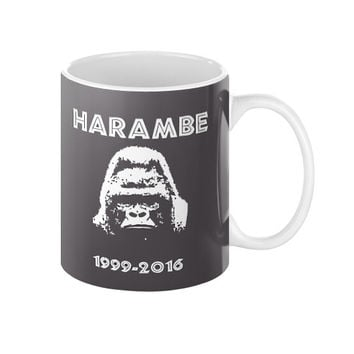 Rip Harambe Coffee Mug - 11oz - 15oz