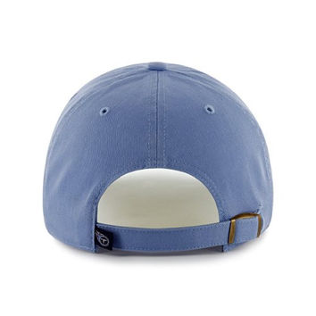 NFL Tennessee Titans '47 Brand Clean Up Adjustable Hat, Periwinkle, One Size