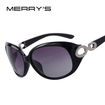 Fashion Women Polarized Sunglasses