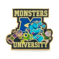 Monsters University Limited Edition Pin | Disney Store