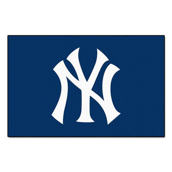New York Yankees MLB Starter Floor Mat (20x30)
