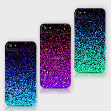 Celebrate Series Phone Cases by M Studio (NOT REAL GLITTER) - EACH SOLD SEPARATELY - All iPhones/iPod Touch 5/Galaxy S4