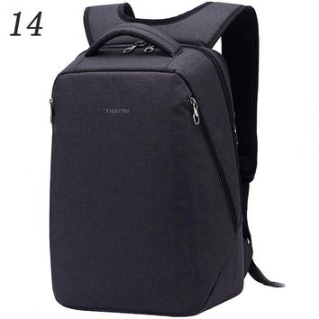 "Cool Backpack school 2018 Brand Cool Urban Backpack Men Minimalist Fashion Women Backpack 14""- 17"" Laptop Backpack School Bag For Girls Boys CD50 AT_52_3"