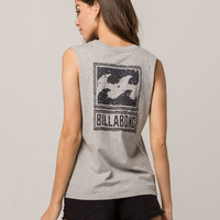 BILLABONG Same Love Womens Muscle Tank