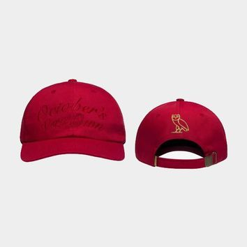 cc auguau OVO Octobers Very Own Red Hat