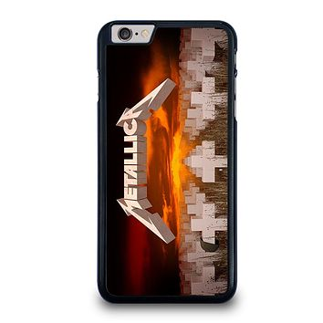 METALLICA MASTER OF PUPPETS iPhone 6 / 6S Plus Case Cover