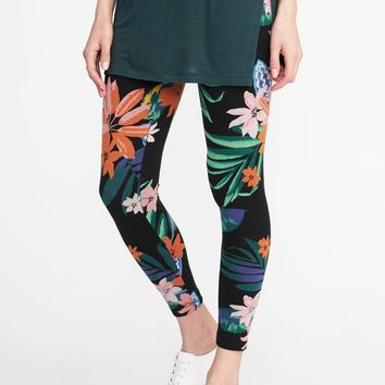 Patterned Leggings for Women |old-navy
