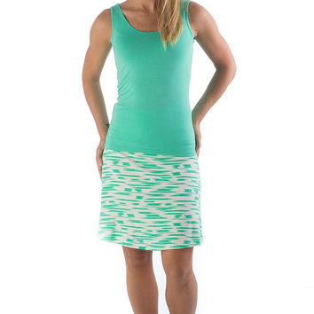 Bamboo Dreams® Zia Tank Top - Mint Julep