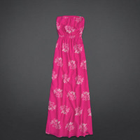 Dockweiler Beach Maxi Dress
