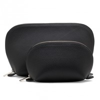 Travel Case Set - Black | Cuyana Shop