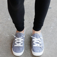 Not Rated Rae Sneaker - Gray