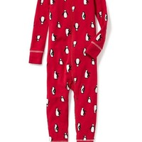 Patterned One-Piece Sleeper for Toddler & Baby | Old Navy