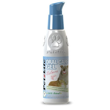 PetzLife Oral Pet Care Gel 4oz. Peppermint