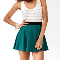 Sequined Front Tank
