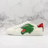 Gucci Ace Embroidered Sneaker New Style 2