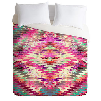 Bianca Green Ancient Star Duvet Cover