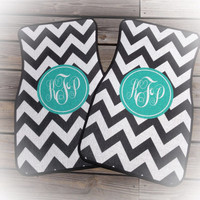 Chevron Car Mats Personalized  / Monogrammed by SassySouthernGals