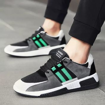 【Ready stock】Men Neo Adidas Inspired Sports Light Casual Shoes fashion running