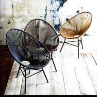 The Ellipse Chair