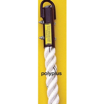 Gared Sports Polyplus Climbing Rope with Whipped Rope End
