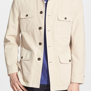 Men's Maker & Company 'Chore' Cotton Military Coat
