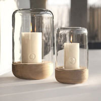 Rowen & Wren - Cove Hurricane Lamp
