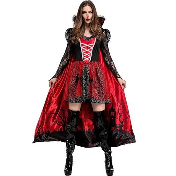 halloween costumes for women heks cosplay sexy movie plus size vampire witch funny medieval fancy dress carnaval costume adult