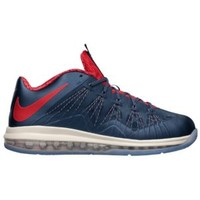 Nike Air Max Lebron X Low - Men's at Foot Locker
