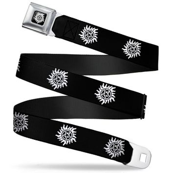 Supernatural Winchester Tattoo Belt