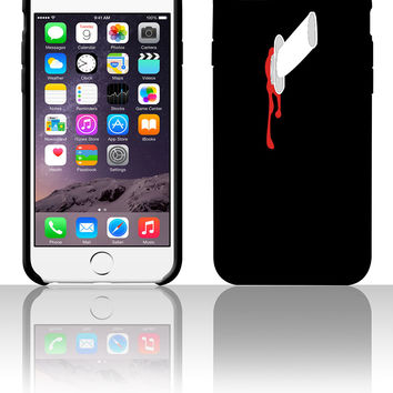 stabbed in the back 5 5s 6 6plus phone cases