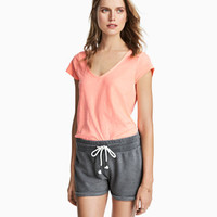 H&M V-neck Top $9.99