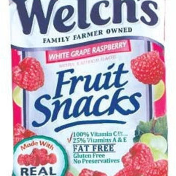 Fruit Snack Grape Raspberry - 2.25 oz. Case Pack 24