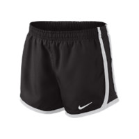 Nike Tempo Pre-School Girls' Running Shorts - Black