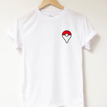 Pokemon Go tee