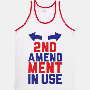 2nd Amendment In Use by ActivateApparel on Etsy