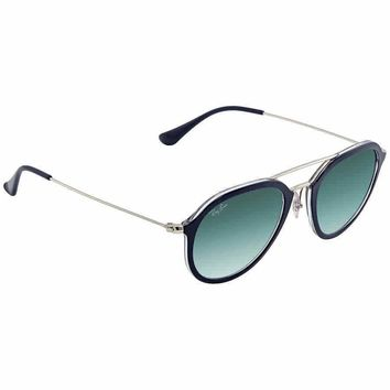 Ray Ban Green Gradient Aviator Sunglasses RB4253 60533A 50 RB4253 60533A 50