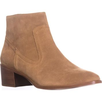 BCBGeneration Allegro Classic Ankle Boots, Sandalwood, 7 US / 37 EU