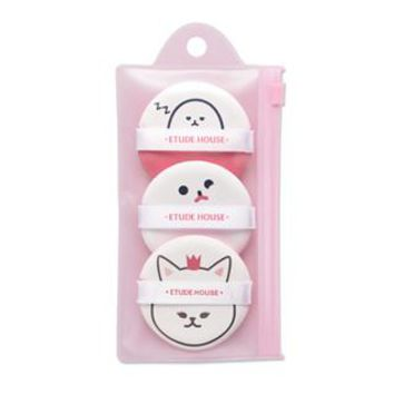 [ETUDE HOUSE] My Beauty Tool Jam Air Puff (3ea)
