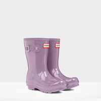 Kids Original Gloss Rain Boots | Hunter Boot Ltd