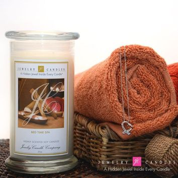 Bedtime Spa Jewelry Candle