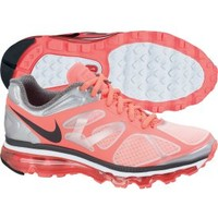 Nike Women's Air Max+ 2012 Running Shoe - Dick's Sporting Goods
