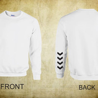 Unisex Crewneck Sweatshirt Liam Payne Tattoos One Direction 1D