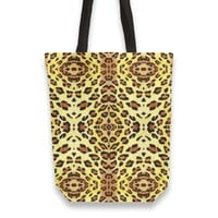Leopard print pattern Totebag by Savousepate from €25.00   miPic