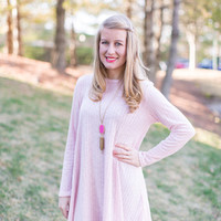 Powder Pink Tunic