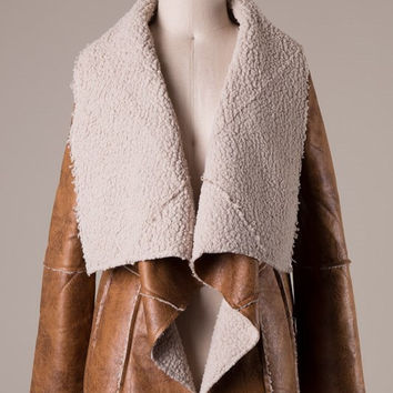 Norfolk Shearling Jacket