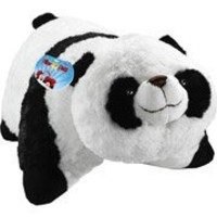 """Genuine My Pillow Pet Comfy Panda - Large 18"""" (Black and White)"""