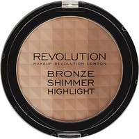 Makeup Revolution Bronze Shimmer Highlight | Ulta Beauty