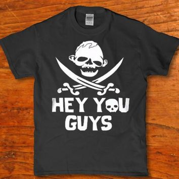 Hey you guys Funny Sloth Men's New t-shirt