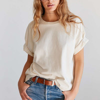 BDG Boston Oversized Ringer Tee | Urban Outfitters