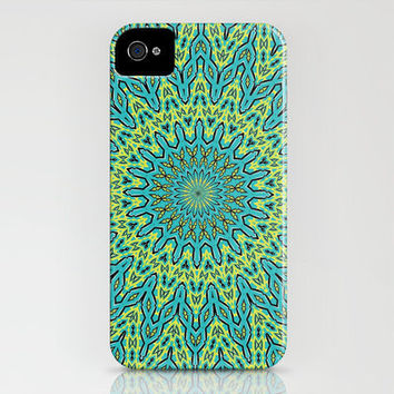 Center iPhone Case by Lisa Argyropoulos | Society6